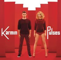 KARMIN Pulses CD BRAND NEW