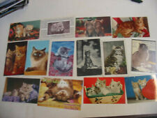 50 Cat Postcards