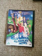 Willy Wonka & the Chocolate Factory DVD Good Condition