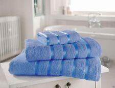 Personalised Solid Pattern Bath Towels
