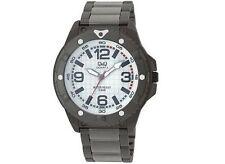 Q&Q q276j414y Herren Kleid Sport Armbanduhr Armband Wasserdicht Zubehör NEU