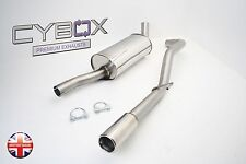 JEEP GRAND CHEROKEE (WJ) 4.7 V8 99>05, CYBOX STAINLESS STEEL EXHAUST SYSTEM