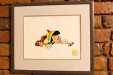 Walt Disney animation Sericel Pinocchio