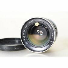 Minolta W.Rokkor-SG MC 3,5/28 Weitwinkel Objektiv - 28mm F/3.5 Wide Angle Lens