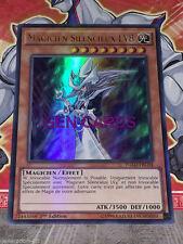 Carte YU GI OH MAGICIEN SILENCIEUX LV8 YGLD-FRC04