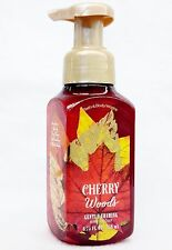 1 Bath & Body Works CHERRY WOODS Foaming Hand Soap Autumn Harvest