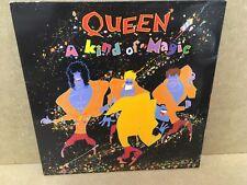 Queen - A Kind Of Magic Vinyl LP EMI 1986
