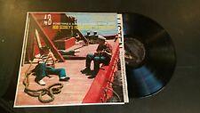 BOB SCOBEY'S FRISCO JAZZ BAND w/ CLANCY HAYES LP RCA LPM 1869 RARE RIVER