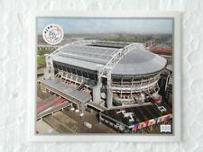 #20 Stadion Ajax Amsterdam - AH 2010 2011 football trading card sticker