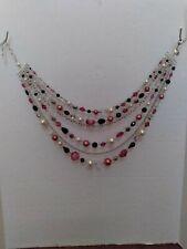 White House Black Market Layered Bead Necklace