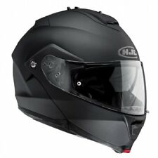 Casco Hjc modular is Max II Rubbertone negro TM m 57-58