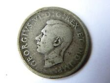 ANTIQUE COIN 25 CENTS CANADA 1944