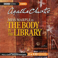 The Body in Library by Agatha Christie (BBC 2 CD Set -Audio, 2005)  NEW