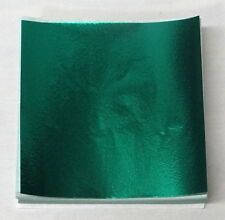 Dark Green  Candy Foil Wrappers Confectionery Foil 500 count 3