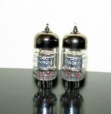 Matched Pair (2) Sovtek 7025/ECC83/12AX7WA tubes - Russia