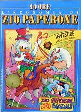 FASCICOLO IL SOLE 24 ORE L'ECONOMIA DI ZIO PAPERONE 13 APRILE 1992