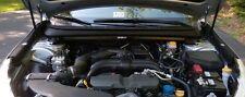 Fits 2015 Subaru Outback 2.5i, 3.6R STRUT TOWER BRACE,BAR,One Piece, BLACK PC