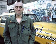 Robert Deniro Taxi Driver Authentic Signed 11x14 Photo Autographed Bas #E67649