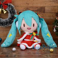 SEGA Hatsune Miku series premium big blanket Christmas 2018 red 140cm japan