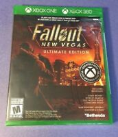 Fallout New Vegas Ultimate Edition [ G2 Case ] (XBOX ONE) NEW