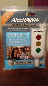 AlcoHawk Breathalyzer Stoplight