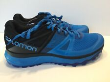 Salomon Trailster 404878 Trail Running Shoes Blue Mens Size 11