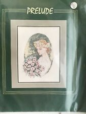 Counted Cross Stitch Kit, By Needlepoise. Summer Bouquet
