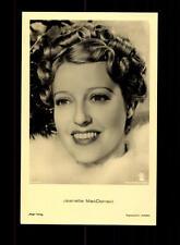 Jeanette Mac Donald ROSS Verlag Postkarte ## BC 107463