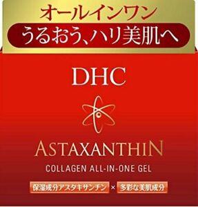 DHC Astaxanthin Collagen All-in-one Gel Moisturizer Face Cream 80g 4511413307496