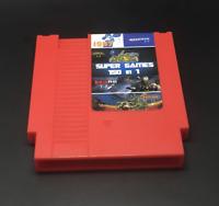 Super Games 150 in 1 Nintendo NES Cartridge Multicart Video Game Item-143
