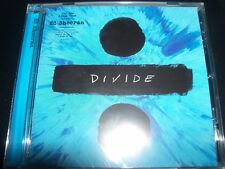 ED SHEERAN ÷ (Divide) (shape Of You & Perfect)(Australia) CD – New