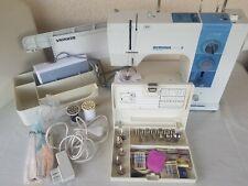 Bernina Matic 910 Electronic Sewing Machine mit viele Zubehör + Case