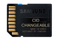 SAMSUNG 32GB SDHC SD MEMORY CARD - KOREA EDITION - CID CHANGEABLE SD