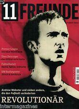 11 Freunde April Nr.77/2008,Theo Zwanziger,Premier League,Revolutionäre,...