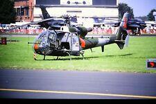 2/291 Aerospatiale Helicopter Corporation Gazelle Royal Air Force X333 SLIDE