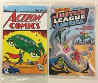 Brave and the Bold 28 / Action Comics 1 1st Superman Loot Crate Reprints Sealed