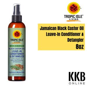 Jamaican Black Castor Oil Organic Aloe Leave-in Conditioner & Detangler - 8 Oz