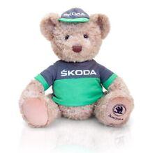 Genuine Skoda Sherwood Teddy Bear - 28 cm