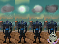 Personal Weather Maker Loot Card World of Warcraft WoW Goblin Machine Toy Box