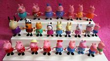 Peppa Pig Family & Friends Figure HUGE Lot of 25
