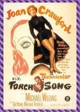Postkarte Plakat Film - TASCHENLAMPE SONG