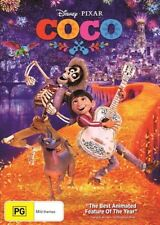 COCO : NEW Disney-Pixar DVD