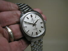 OMEGA SEAMASTER COSMIC AUTOMATIC STAINLESS STEEL 1966 WATCH
