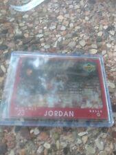 1997 upper deck Diamond Vision Michael Jordan
