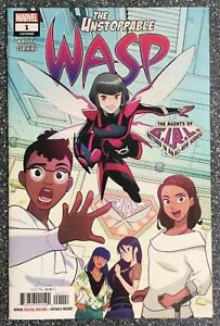 The Unstoppable Wasp #1 First Print