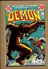 Demon #6 - The Howler - 1971 (Grade 9.2) WH