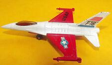 MATCHBOX SKY BUSTERS SB24 1978 MACAU. AVION F-16A . 110mm
