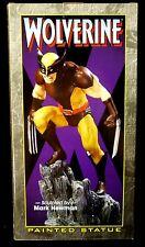 Bowen Designs Wolverine Brown Costume X-Men Marvel Comics FS Statue New 2001
