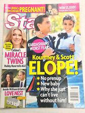 Star Magazine Celine Dion Kourtney Kardashian November 8, 2010 122016R2