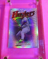 1997 Topps Finest Trevor Hoffman Silver RREFRACTOR #149 Uncommon Padres